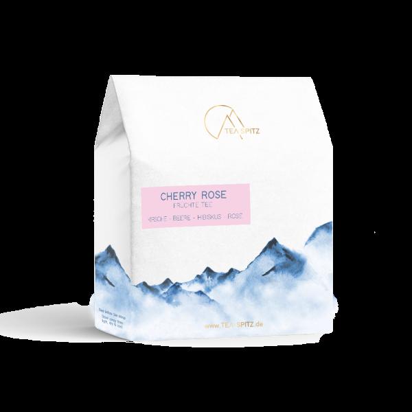 Cherry Rose - Früchte Tee