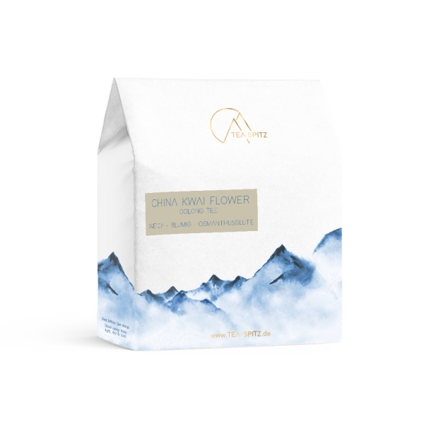 China Kwai Flower - Oolong Tee