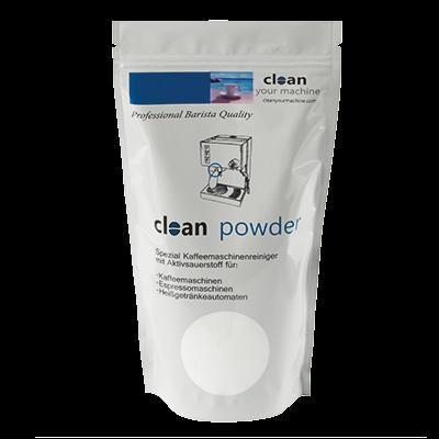 Clean Powder, Reinigungspulver